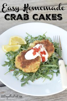 Easy Homemade Crab C
