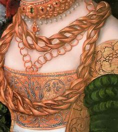 Salome by Lucas Cranach