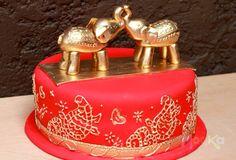 Hindu Cake/ Elephant Cake