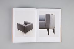 NEXT — A Furniture Catalogue on Behance
