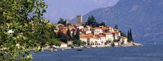 Sail Lake Como...ideally with part-time local George Clooney :)