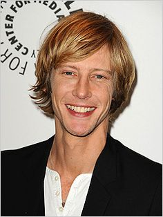 Gabriel Mann...Nolan on Revenge is One of my all time favorite TV characters.