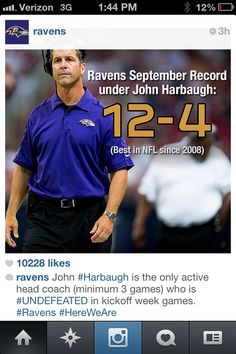 38 Best JOHN (HARBS) HARBAUGH images in 2016   Baltimore Ravens  free shipping