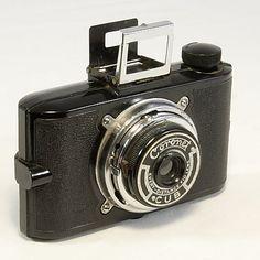 Coronet Cubc.1938 Coronet Camera Co.BirminghamEngland
