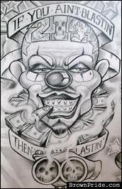 Gangsta Clowns | GaNgStA