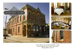 Grand Hall Studio - Farmington Minnesota