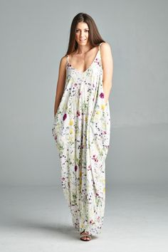 Mary Mary Cocoon Maxi in Cloud
