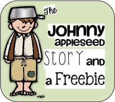 Johnny Appleseed Day is on its Way FREEBIE