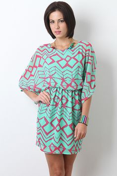 Strawberry Mint Dress $31.10