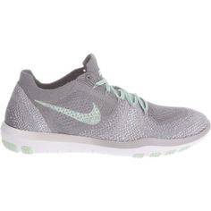 a341de3ae22 Nike Women s Free Focus Flyknit 2 Training Shoes (Cool Grey Arctic  Green White