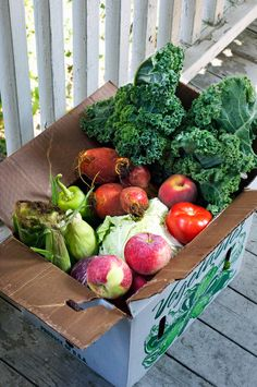 3 Ways to Cook Any Vegetable in Your CSA Box — Love Your Vegetables