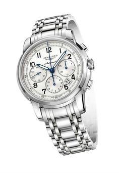 Longines Saint-Imier Chronograph #luxurywatch #Longines-swiss Longines Swiss Watchmakers watches #horlogerie @calibrelondon