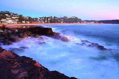 Australia's best beaches ... Avoca Beach, NSW.