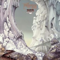 Roger Dean - Relayer (Yes album cover)