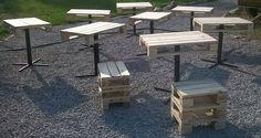 Outdoor Furniture Sets, Outdoor Decor, Facebook, Home Decor, Wood, Decoration Home, Room Decor, Home Interior Design, Home Decoration