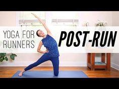 Yoga for Runners: Post-Run