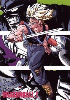 Trunks - Dragon Ball Z