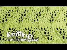 Japanese Feather Stitch - YouTube