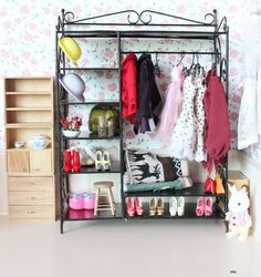 barbie wardrobe - Google Search