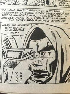 Doom gets his groove back