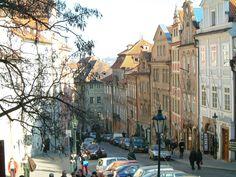 Nerudova, Prague