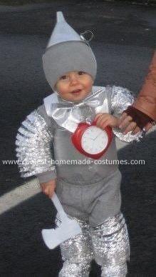 diy children tin man costume - Bing Images