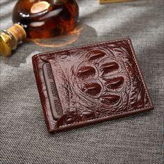 $4.74 (Buy here: https://alitems.com/g/1e8d114494ebda23ff8b16525dc3e8/?i=5&ulp=https%3A%2F%2Fwww.aliexpress.com%2Fitem%2F2016-new-fashion-men-wallets-Coin-purse-mens-wallet-male-money-purses-Soft-Card-Case-New%2F32763134867.html ) 2016 new fashion men wallets Coin purse mens wallet male money purses Soft Card Case New classic crocodi pattern designer wallet for just $4.74