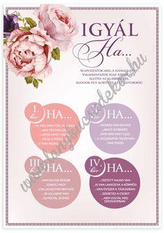 lanybucsudekor-szett-rose-igyalha Place Cards, Place Card Holders, Rose, Pink, Roses