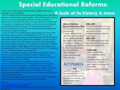 History of Special Education   # Pin++ for Pinterest #