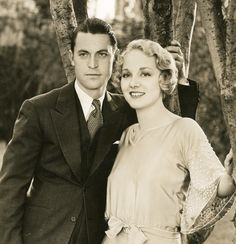 Chester Morris and Leila Hyams in The Big House (1930).