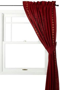 Croscill Home Chimayo 82 Inch by 84-Inch Pole Top Drapery , Spice ** Read more  at the image link.