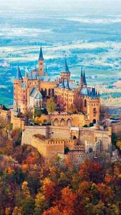 Hohenzollern Castle, Germany The ancestral seat of the Imperial House of Hohenzollern and one of the most visited castles in Germany Beautiful Castles, Beautiful Buildings, Beautiful Places, Fantasy Castle, Fairytale Castle, Places To Travel, Places To Visit, Germany Castles, Neuschwanstein Castle