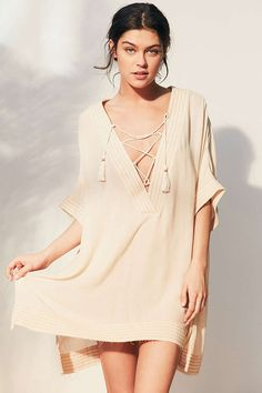 Out From Under Lola Beach Kaftan Cover-Up - Urban Outfitters
