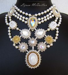 Victorian pearls