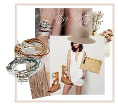 """""""Sitting Pretty"""" by lizzyjames on Polyvore featuring Nate Berkus, Chloé, Loewe, country, women's clothing, women's fashion, women, female, woman and misses"""