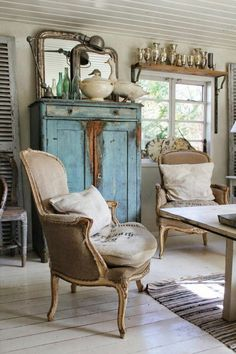 1553 besten shabby chic bilder auf pinterest antike einrichtung country chic landhaus und. Black Bedroom Furniture Sets. Home Design Ideas