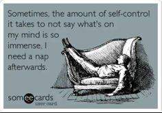 Self control   Read More Funny:    http://wdb.es/?utm_campaign=wdb.es&utm_medium=pinterest&utm_source=pinterst-description&utm_content=&utm_term=