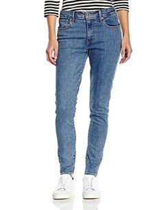 Levi's Femme 721 High Rise Skinny Jeans, Bleu (Wild Sea), W26/L32 Levi's http://www.amazon.fr/dp/B00VLNBAFY/ref=cm_sw_r_pi_dp_gTvfwb02N3BYC