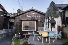 Cafe Konnichiwa - Naoshima
