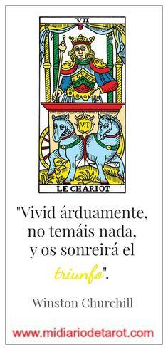 TAROT ARCANO MAYOR VII, EL CARRO Tarot Gratis, Reading Tips, Tarot Reading, Ufo, Magick, Cards, Tattos, Thoughts, Wallpaper