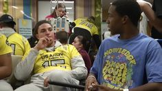 Army All-American Bowl players and Army mentors visit University Health System pediatrics ward to bring hope to the pediatric patients under going treatment for their respective health issue.