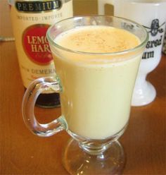 Hot Buttered Rum Cow