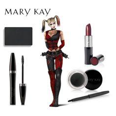 Harley Quinn(Arkham) Mary Kay Color