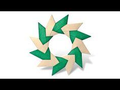 Origami Chakra / Wheel (Ancella Simoes) - YouTube