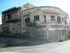 Old Buildings, Abandoned Buildings, Abandoned Places, Famagusta Cyprus, Travel Around The World, Around The Worlds, Cyprus Greece, Hidden Treasures, Abandoned Mansions