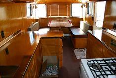 Vintage Vagabond Trailer For Sale | ' made for a vintage Spartan trailer owner! So sweet. The trailer ...