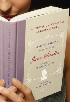 Why we read Jane Austen....