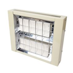 Our HN #CeramicHeaters provide virtually instant comfort heat in a variety of industrial buildings. They supply radiant heat without the light output associated with shortwave infrared heaters.  http://www.bnthermic.co.uk/catalog/radiant-heaters/ch/