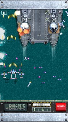 iPhone App iFighter 1945      ****   12    $ NOW FREE   -=-=-=-=-=-=-=-=-=-=-=-=-=-=-=-=-=-=-=-=-=-Sixth Anniversary for our classic shooting game!-=-=-=-=-=-=-=-=-=-=-=-=-=