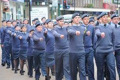 For all the pictures from this years Armed Force Day, see Friday's Advertiser.